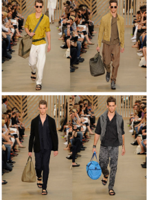 Louis Vuitton Men's SS 2011 Bag Collection
