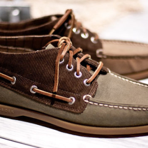 Sperry Corduroy Chukka Fall 2011