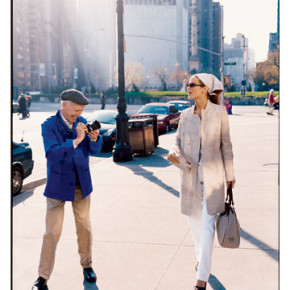 Bill Cunningham New York: the original street style photographer
