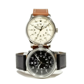 The Grande Seconde Watch by J.Crew x Mougin & Piquard