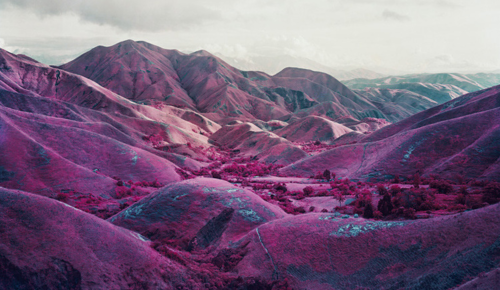 The Congo by Richard Mosse