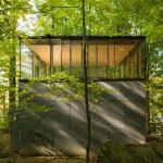 Wild Watchtower: Forest Studio & Library Space
