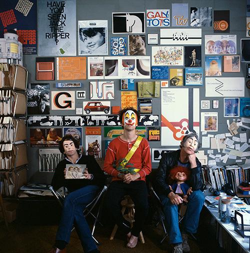 KG_Associates_in_the_studio_1982