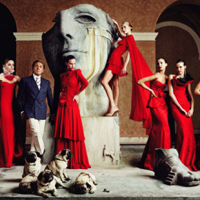 Valentino, Master of Couture at Somerset House