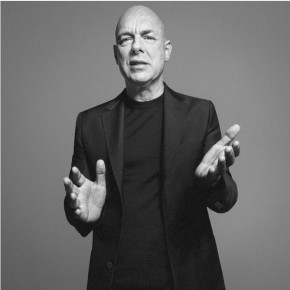 Brian Eno on inspiration for Alfred Dunhill