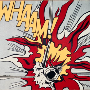 Lichtenstein: A Retrospective, Tate Modern, London