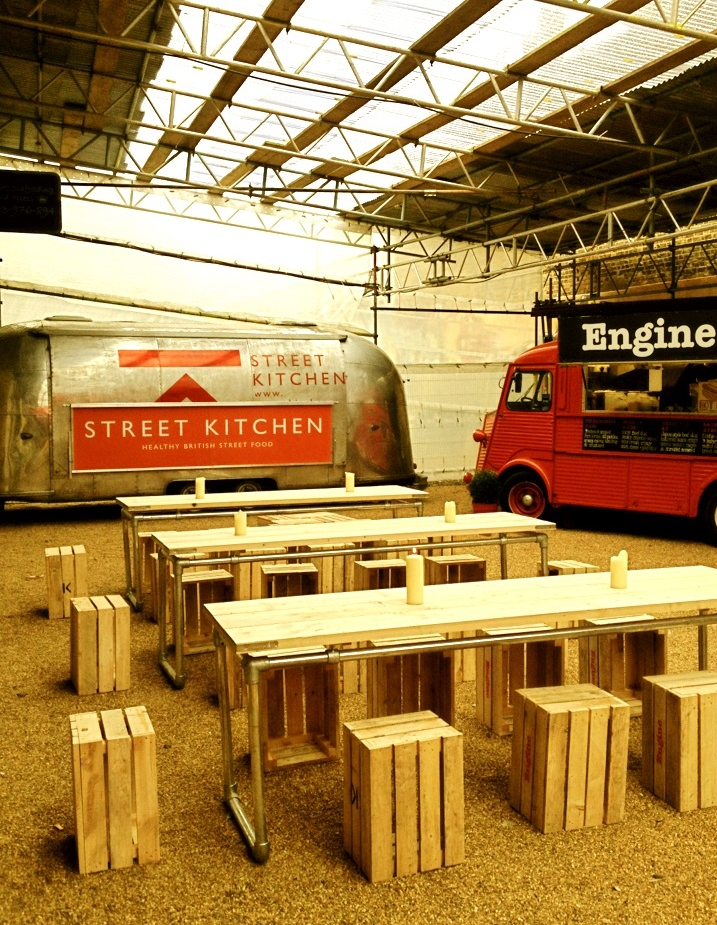 Street Kitchen Shoreditch