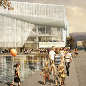 A library of the future: New Deichman Main Library, Oslo, Norway