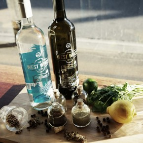 Introducing West Winds Gin