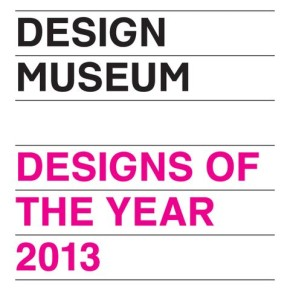 Design Museum 2013 Design of the Year nominees announced