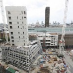 London's changing skyline