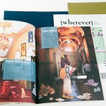 [wherever] Magazine: A literary approach to travel