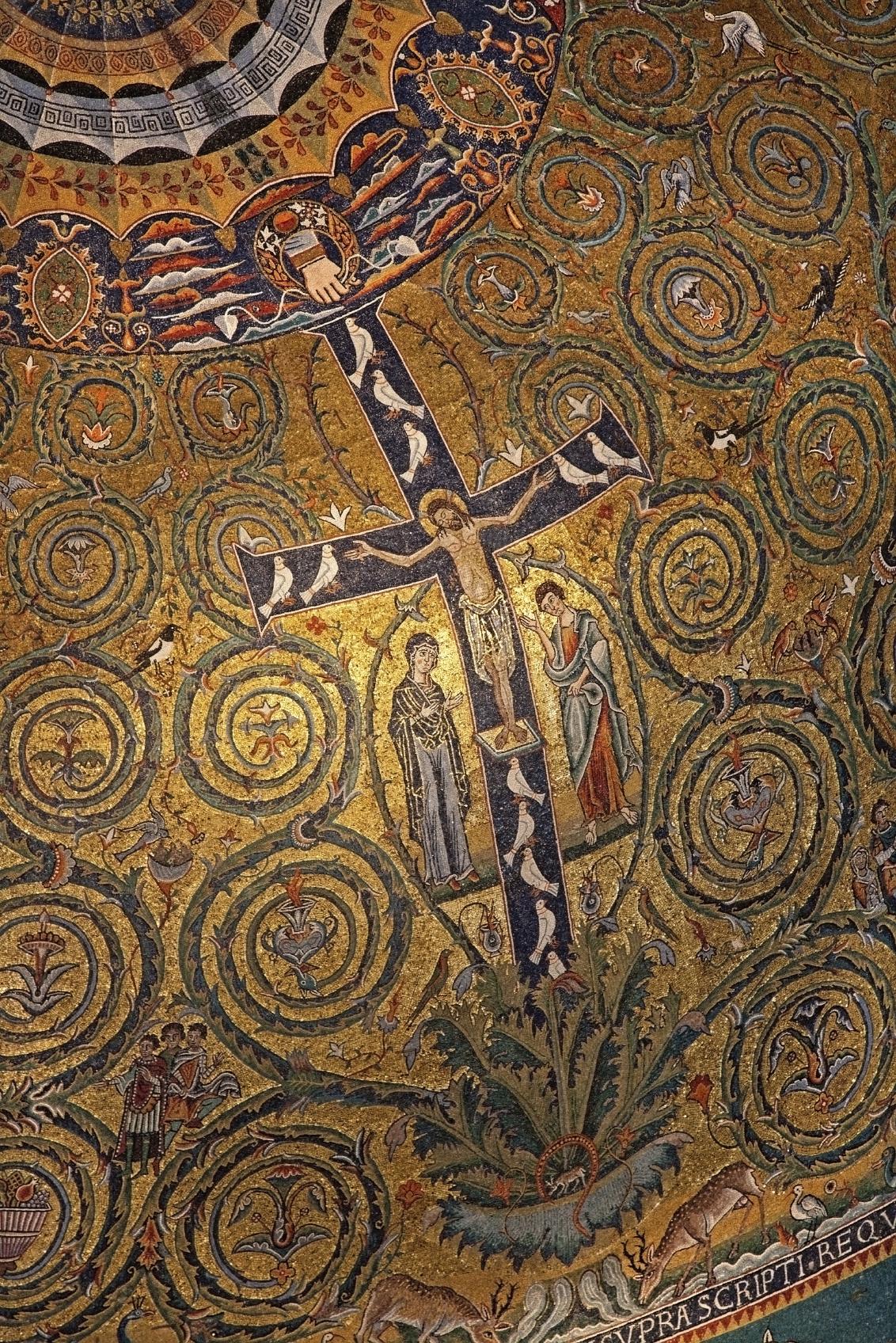 San Clemente Cross